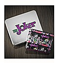 The Joker Wallet In Gift Tin