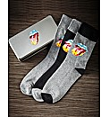 Rolling Stones Socks In Gift Tin