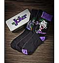 The Joker Socks In Gift Tin