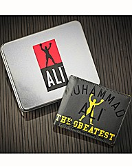 Muhammad Ali Wallet In Gift Tin