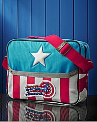 Marvel Captain America Messenger Bag