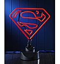 DC Comics Superman Neon Light