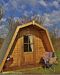 Two Night Dorset Glamping Break