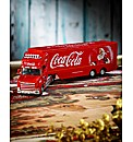 Personalised Coca Cola Christmas Truck
