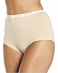Slimma Pack of 4 Briefs