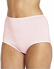 Naturally Close Pack of 6 FullFit Briefs