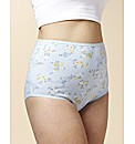 Naturally Close Pack of 10 Full Briefs