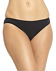 Naturally Close Pack of 10 Hi Leg Brief