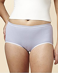 Naturally Close Pack of 4 Control Briefs