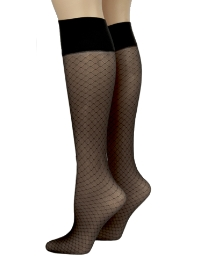 Sculptz Pack of 2 Sheer Trouser Socks