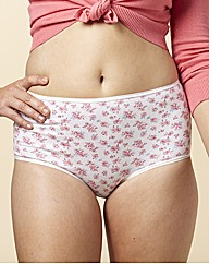 Naturally Close Pack of 10 FullFit Brief
