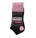 Pack of 6 Ladies Jacquard Socks