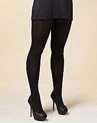 Naturally Close 2 Pack 120 Opaque Tights