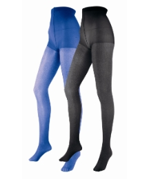Viva La Diva Pack Of 2 Lurex Rib Tights