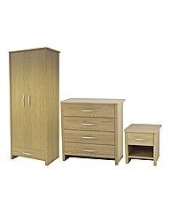 Canterbury Bedroom Package Deal