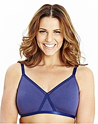 Shapely Figures Full Cup Non Wired Bras