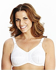 Shapely Figures Dotty Non Wired Bras