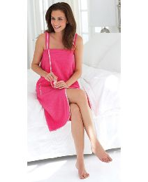Shapely Figures Shower Wrap L34