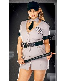 Dreamgirl Corrections Officer
