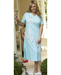 Shapely Figures Pack Of 2 Nightdresses