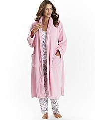 Pretty Secrets Fluffy Fleece Gown L42