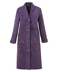 Pretty Secrets Fleece Button Gown L42