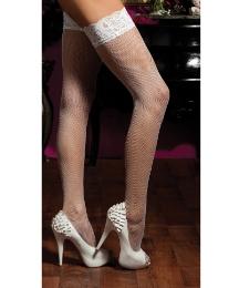 Seven Til Midnight Fishnet Stockings