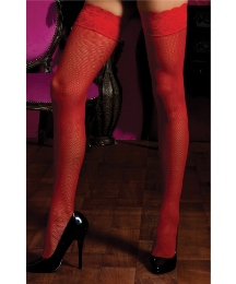 Seven Til Midnight Fishnet Stockings