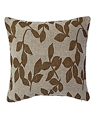 Leaf Jacquard Cushion Covers
