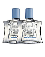 Brut Alaska 100ml Aftershave BOGOF