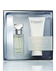 Calvin Klein Eternity 50ml EDP Gift Set