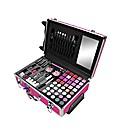 66- Piece Pink Trolley Case