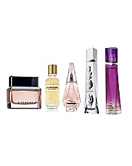 Givenchy Ladies Mini Fragrance Set