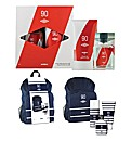 Umbro Rucksack Toiletry Set BOGOF