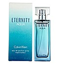 Calvin Klein Eternity Aqua 50ml EDP