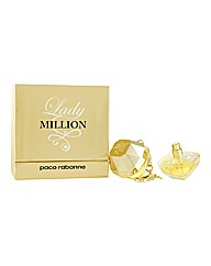 Paco Rabanne Lady Million 2 x 10ml Vapor