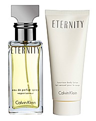 Calvin Klein Eternity 30ml EDP Gift Set