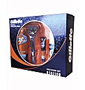 Gillette Precision Razor Gift Set