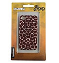 Mydoodah Zoo iPhone 4/s Giraffe Case
