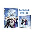 Frozen DVD + CD Pack