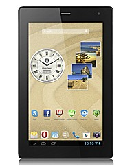 Prestigio 7in Tablet - Black