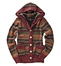 Joe Browns Joyful Jaquard Hoody