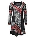 Joe Browns Red Square Dress