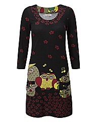 Joe Browns Singing Owl Jumper