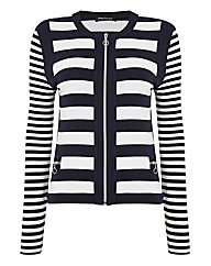 Betty Barclay Stripe Jersey Jacket
