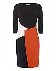 Fenn Wright Manson Colour Block Dress