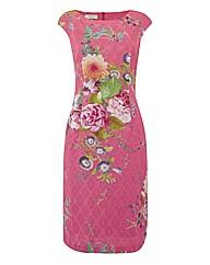 Apanage Oriental Jacquard Dress