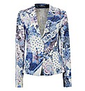 Betty Barclay Paisley Blazer