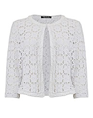 Betty Barclay Crochet Jacket