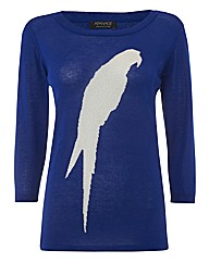 Apanage Parrot Statement Jumper